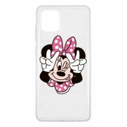 Чохол для Samsung Note 10 Lite Minnie Mouse