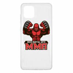 Чохол для Samsung Note 10 Lite MMA Fighter 2