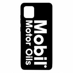 Чехол для Samsung Note 10 Lite Mobil Motor Oils