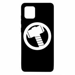 Чехол для Samsung Note 10 Lite Молот Тора