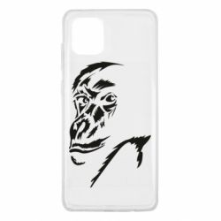 Чехол для Samsung Note 10 Lite Monkey face features