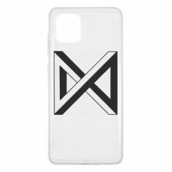 Чохол для Samsung Note 10 Lite Monsta x simbol