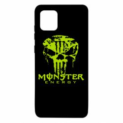 Чохол для Samsung Note 10 Lite Monster Energy Череп