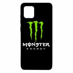 Чехол для Samsung Note 10 Lite Monster Energy Classic