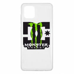 Чохол для Samsung Note 10 Lite Monster Energy DC