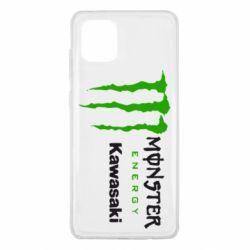 Чохол для Samsung Note 10 Lite Monster Energy Kawasaki