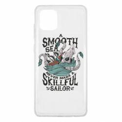 Чохол для Samsung Note 10 Lite Морське чудовисько Кракен