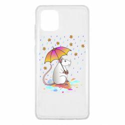 Чохол для Samsung Note 10 Lite Mouse and rain