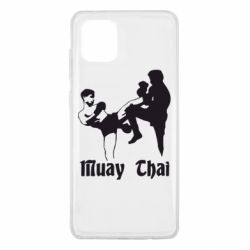 Чохол для Samsung Note 10 Lite Muay Thai Fighters