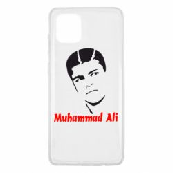 Чехол для Samsung Note 10 Lite Muhammad Ali
