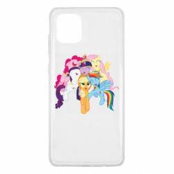 Чехол для Samsung Note 10 Lite My Little Pony