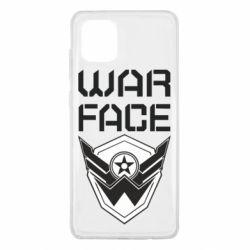 Чохол для Samsung Note 10 Lite Напис Warface