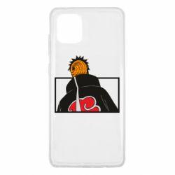 Чехол для Samsung Note 10 Lite Naruto tobi