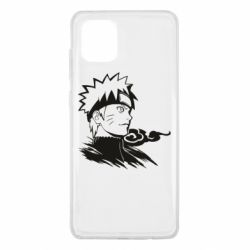 Чохол для Samsung Note 10 Lite Naruto Uzumaki head