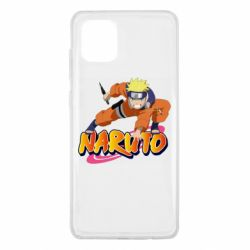 Чохол для Samsung Note 10 Lite Naruto with logo