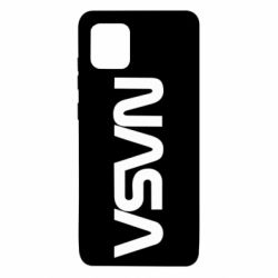 Чохол для Samsung Note 10 Lite NASA logo