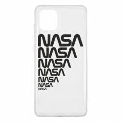 Чехол для Samsung Note 10 Lite NASA