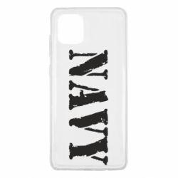 Чохол для Samsung Note 10 Lite NAVY