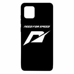 Чехол для Samsung Note 10 Lite Need For Speed Logo