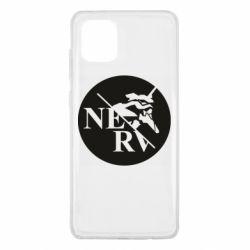 Чохол для Samsung Note 10 Lite Nerv