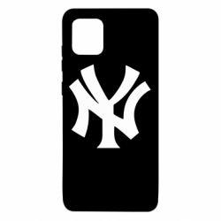 Чохол для Samsung Note 10 Lite New York yankees