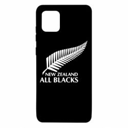 Чохол для Samsung Note 10 Lite new zealand all blacks