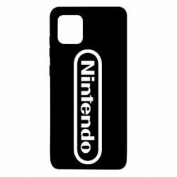 Чохол для Samsung Note 10 Lite Nintendo logo