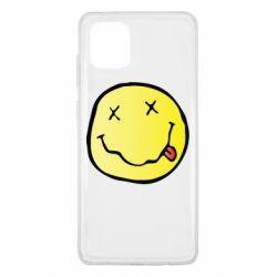 Чохол для Samsung Note 10 Lite Nirvana Logo 3D