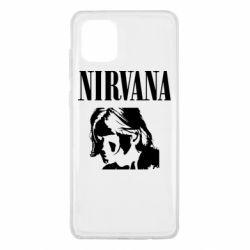 Чохол для Samsung Note 10 Lite Nirvana