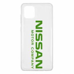 Чохол для Samsung Note 10 Lite Nissan Motor Company