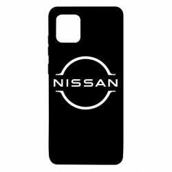 Чехол для Samsung Note 10 Lite Nissan new logo