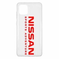 Чохол для Samsung Note 10 Lite Nissan Sport Adventure