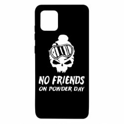 Чехол для Samsung Note 10 Lite No friends on powder day