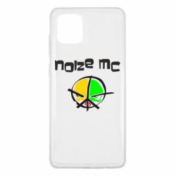 Чохол для Samsung Note 10 Lite Noize MC Logo