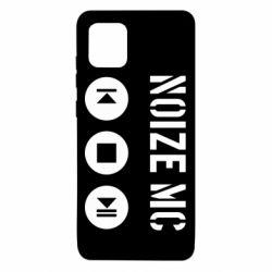 Чехол для Samsung Note 10 Lite Noize MC player