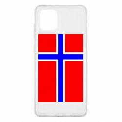 Чохол для Samsung Note 10 Lite Норвегія