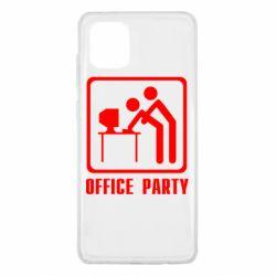 Чехол для Samsung Note 10 Lite Office Party