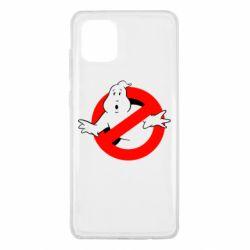 Чехол для Samsung Note 10 Lite Охотники за привидениями