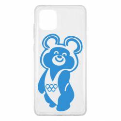 Чохол для Samsung Note 10 Lite Олімпійський Ведмедик
