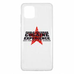 Чехол для Samsung Note 10 Lite Pablo Escobar