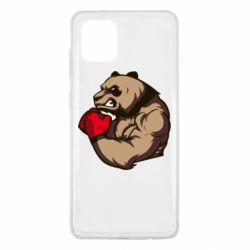 Чехол для Samsung Note 10 Lite Panda Boxing