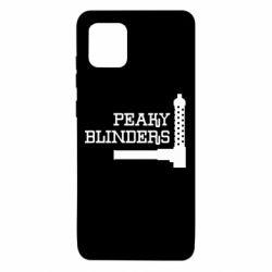 Чохол для Samsung Note 10 Lite Peaky Blinders and weapon
