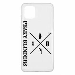Чохол для Samsung Note 10 Lite Peaky Blinders I