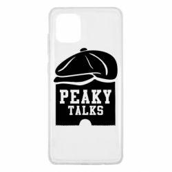 Чохол для Samsung Note 10 Lite Peaky talks