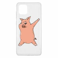 Чохол для Samsung Note 10 Lite Pig dab