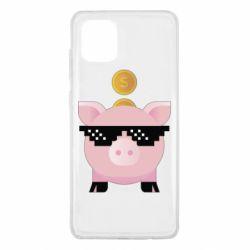 Чохол для Samsung Note 10 Lite Piggy bank