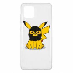Чохол для Samsung Note 10 Lite Pikachu in balaclava