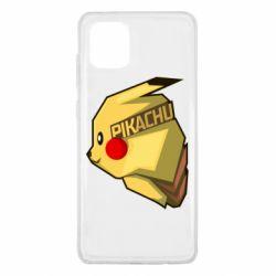 Чохол для Samsung Note 10 Lite Pikachu