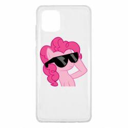 Чехол для Samsung Note 10 Lite Pinkie Pie Cool