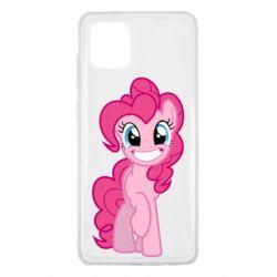 Чехол для Samsung Note 10 Lite Pinkie Pie smile